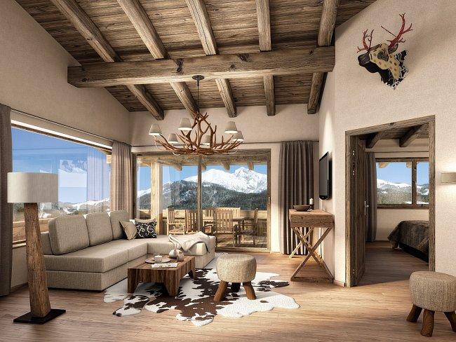 Pětihvězdičkový hotel Princess Bergfrieden se nachází v rodinném a přátelském olympijském regionu Seefeld.