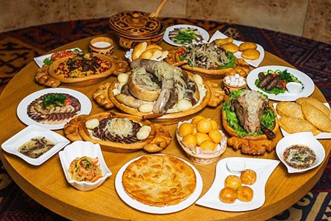Kazachstán na chuť