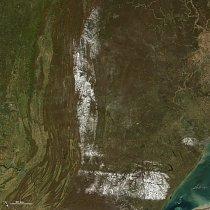 Písmeno L – Sněžný poprašek na severovýchodě Spojených států