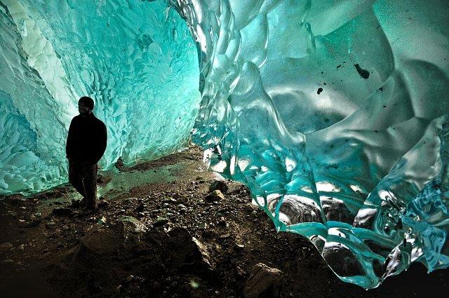 Procházka ledovcem