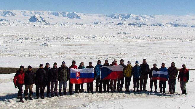 Mendelova stanice v Antarktidě opět ožila. Vědci potřebovali ke zprovoznění základny 3 dny