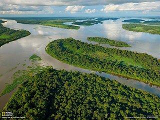 Řeka Kongo