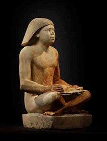 Další sochy objevené při výzkumu.