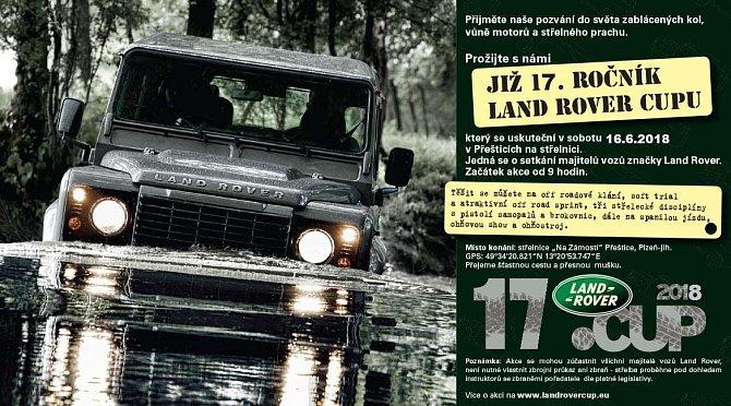 17. ročník Land Rover Cupu