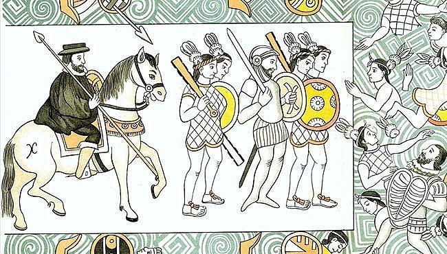 Paradoxy dobývání Ameriky v osudech řadových conquistadorů