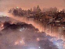 Zářící New York