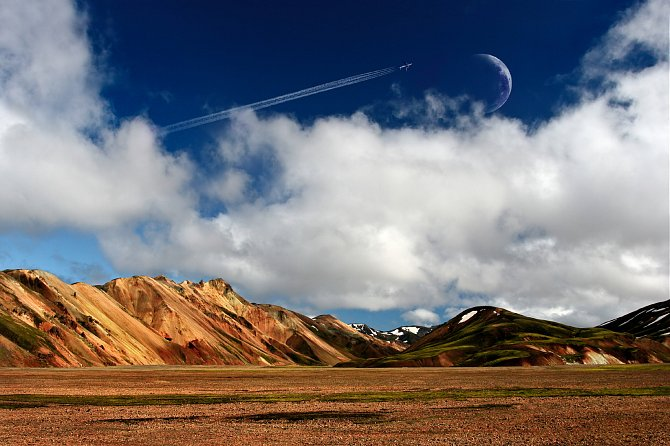 Island českýma očima