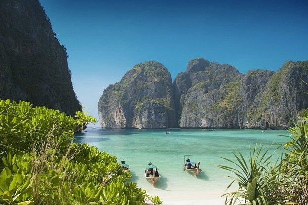 Nejslavnější pláž Thajska se zavírá