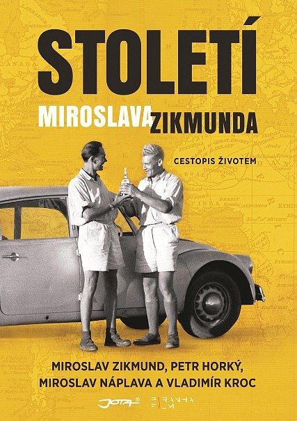 Století Miroslava Zikmunda: Brno, Jota 2017, 433stran, ISBN 978-80-7462-754-5