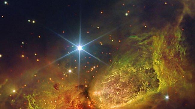 Tak se rodí hvězda: výjimečná fotografie z hlubin času i prostoru