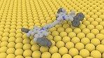 Nanomobil: Nejmenší auto světa měří miliardtinu metru