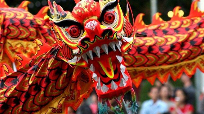 Tip na akci: Přivítejte rok draka