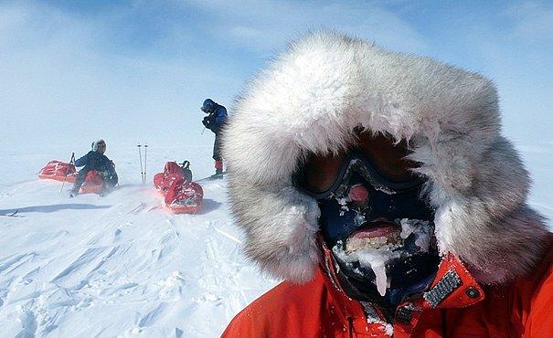 Skener Petra Horkého: Horko v Grónsku !