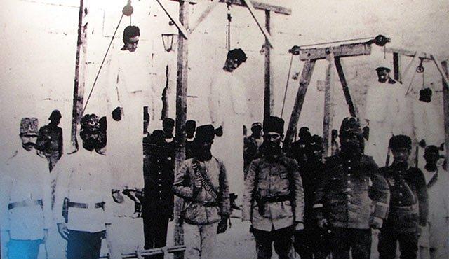 Genocida Arménů zůstává nezhojenou ránou