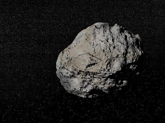 Je na zemi nápis SEX? Je Oumuamua.