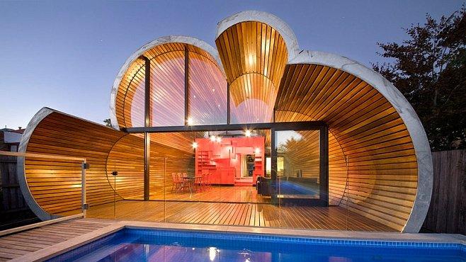 SPECIÁL: Netradiční architektura