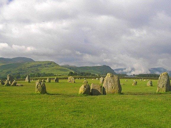 Skotská krajina