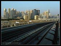 V Dubaji je nejdelší automaticky řízené metro, které nevyžaduje přítomnost řidiče v kabině.