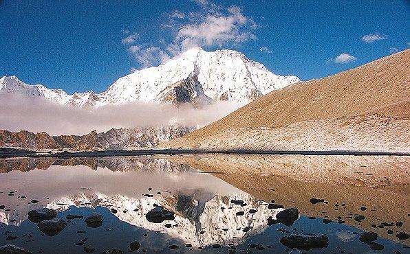 Osmitisícovky Radka Jaroše: Shisha Pangma (8 046 m n. m.)