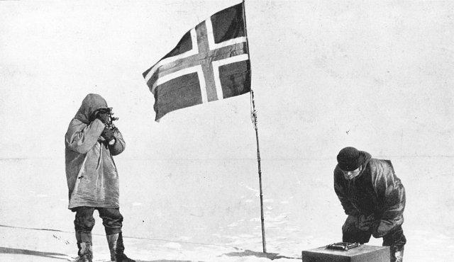 Jižní pól je dobyt! Drama staré přesně 100 let