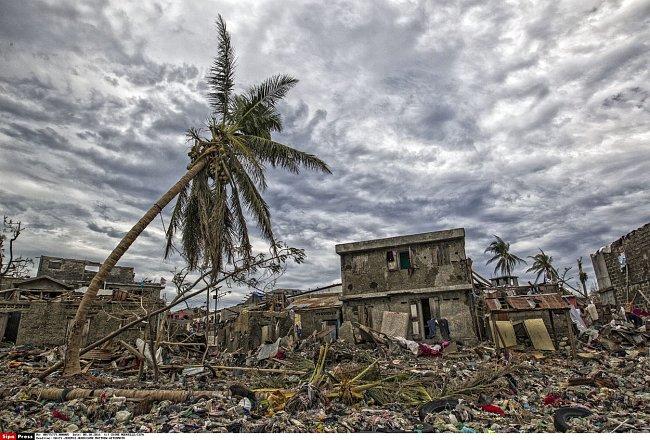 Na ostrově Haiti má Matthew na svědomí kolem 1000 lidí.