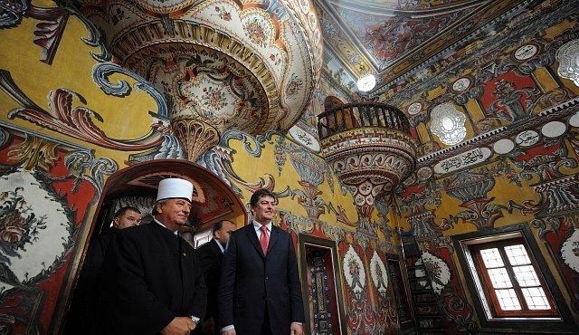 OBRAZEM: Nejkrásnější mešity Balkánu