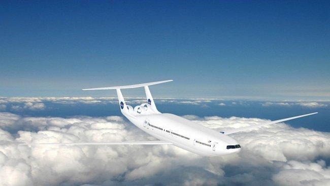 Dvojbublinová budoucnost létání