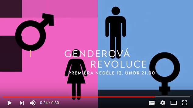 Dokument Genderová revoluce - Katie Couric