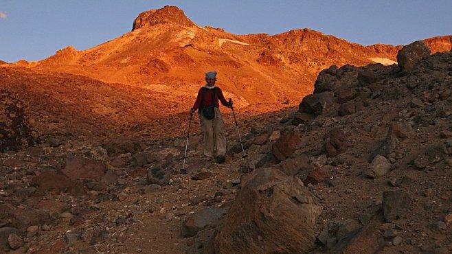 Za vulkány Chile (IV.): Tinguiririca – tady bojovali ragbisté o život