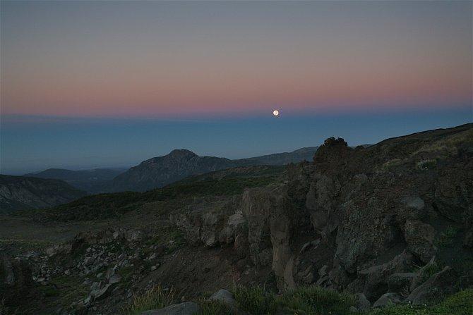 Za vulkány Chile: Nevado Chillán