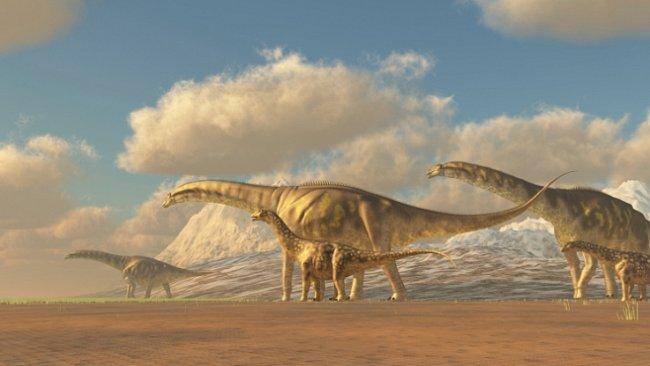 Největší dinosaurus, kterého kdy nosil svět