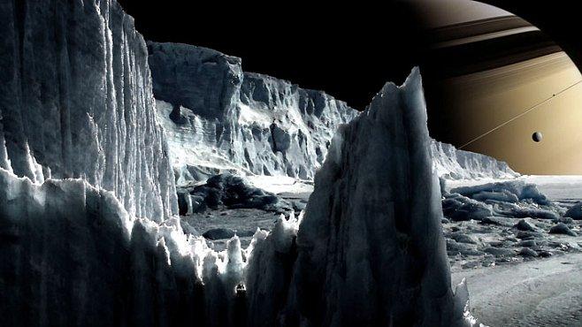 Enceladus, měsíc s oceánem