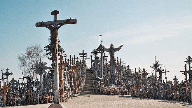 Hora Křížů - místo, kde citlivější lidé cítí proudit energii v těle