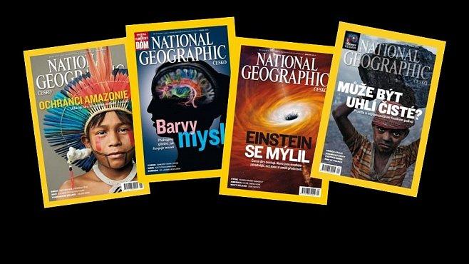 National Geographic časopisem roku!