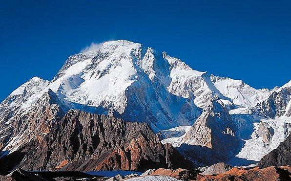 Osmitisícovky Radka Jaroše: Broad Peak (8 047 m) mu trval čtvrt roku