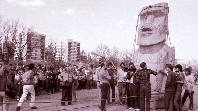 ROZHOVOR: Pavel Pavel prozradil, jak naučil chodit sochy