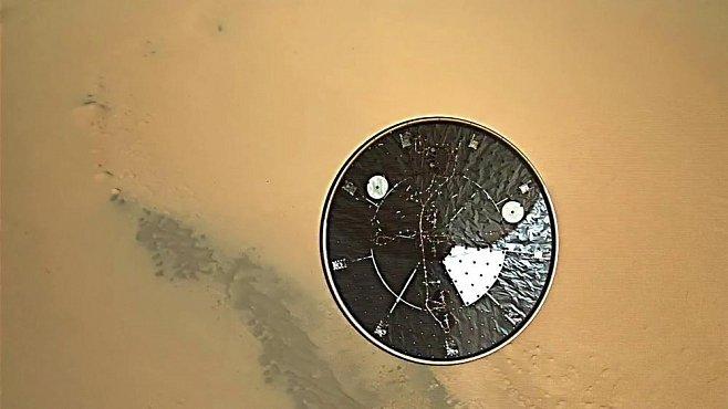 VIDEO: Nejkvalitnější záznam přistání Curiosity na Marsu