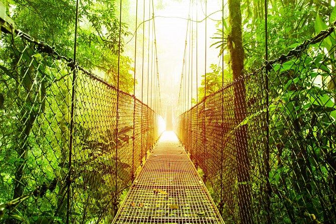 Objevte Kostariku, zelený poklad Střední Ameriky