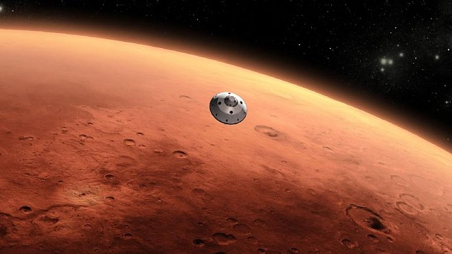 Sonda Curiosty na Marsu našla organické molekuly. Důkazem života však nejsou