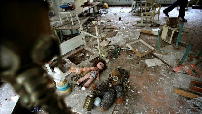 Nejděsivější místa světa: Z Pripjati na farmu mrtvol
