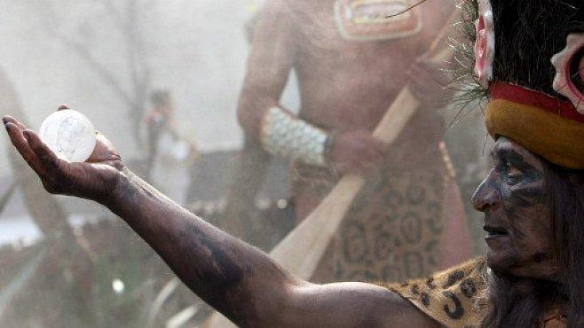 Mayové - civilizace, která se snědla