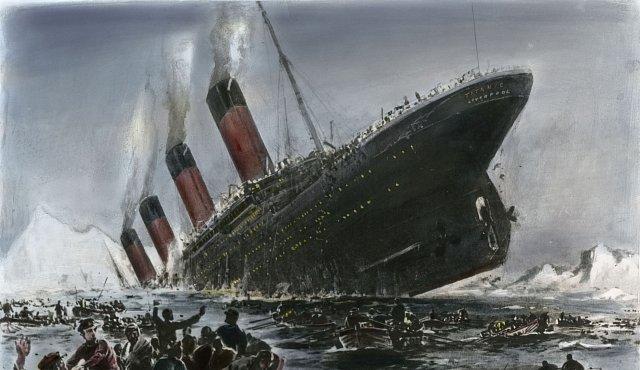 Titanic se potopil kvůli nezvyklému postavení Měsíce