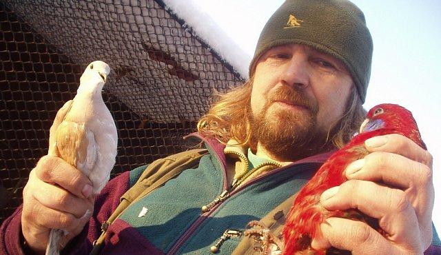 Dunajská delta - ráj ornitologů