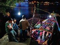 Nil je místem, kam se dá uniknout z horečného shonu chaotických káhirských ulic.