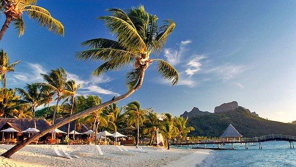 Ve Francouzské Polynésii můžete strávit opravdu snovou dovolenou.
