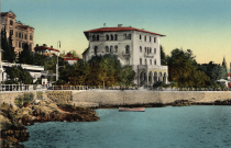 Carl Seidl: Hotel Milenium, Opatija (1908)