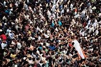 Osmnáctiletý Suraqa byl zabit střelou z izraelského bezpilotního letounu, když se vracel domů se dvěma bratranci. Jeden z nich rovněž zahynul. Patřil k ozbrojenému křídlu militantních Výborů lidového