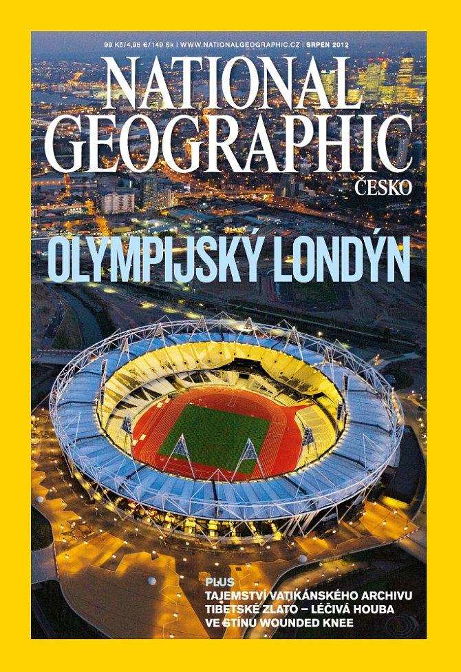 Obsah časopisu - srpen 2012