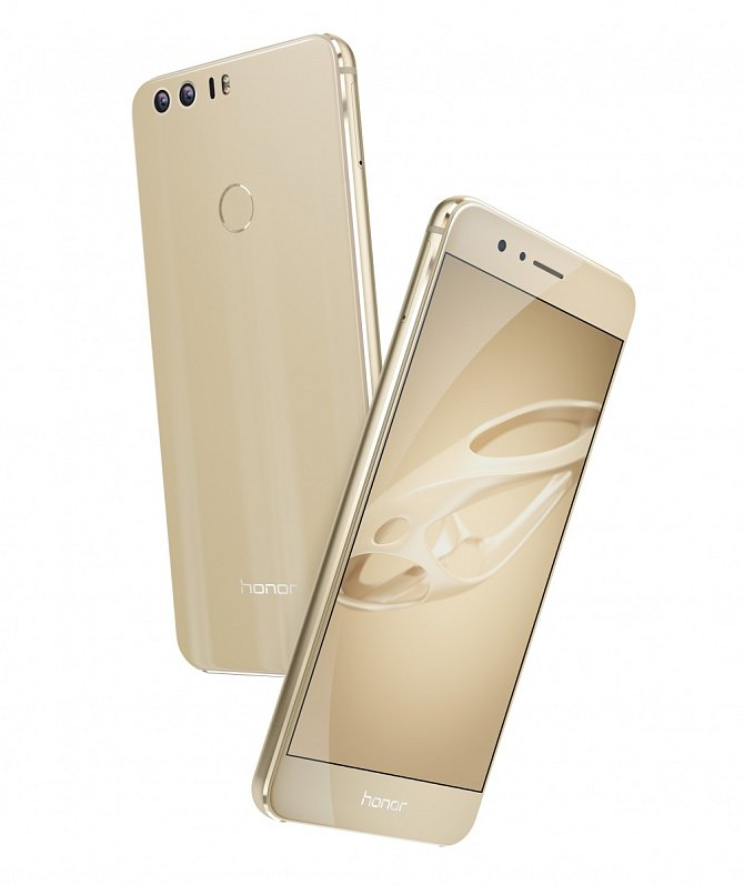 telefon Honor 8 Gold
