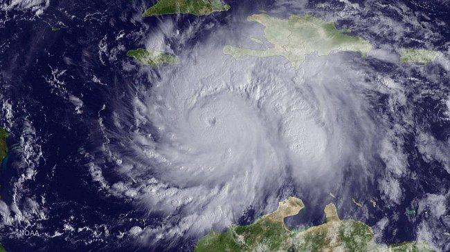 Matthew, který začal řádit na začátku října, byl nejsilnějším hurikánem v Atlantiku od hurikánu v roce 2007.